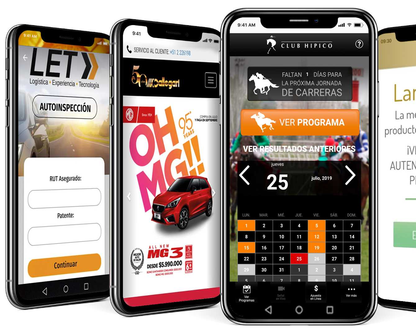 desarrollo de app moviles